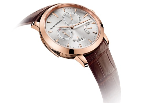 Check out the brand new Girard-Perregaux 1966 Minute Repeater, Annual Calendar & Equation of Time, today on HODINKEE.