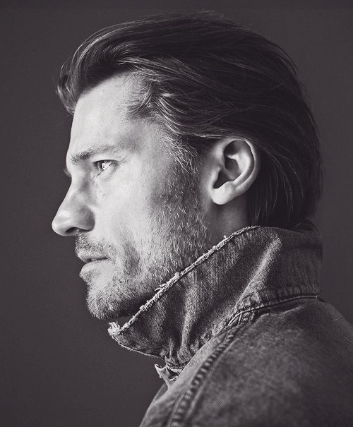Nikolaj Coster-Waldau for Cover Man  May 2013