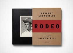 "Reading material: Acne Studios releases 2nd book ""Bruce of Los Angeles Rodeo"", curated by renowned American Photography writer and critic Vince Aletti more at Selectism"