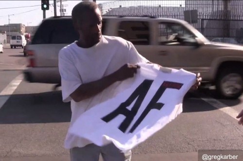 WATCH #FITCHTHEHOMELESS/THE RE-BRANDING OF ABERCROMBIE & FITCHby Blaire Bercy http://bit.ly/12e3ZbB