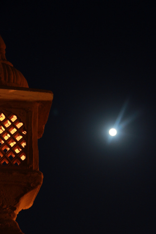 indiaincredible:  Night at Jaisalmer (by Al BT)