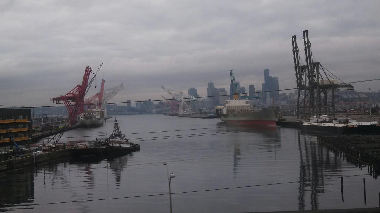 Good morning, Seattle.