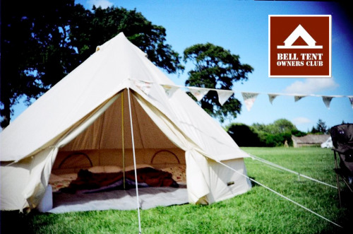BELL TENT OWNERS CLUB RALLY The Bell Tent Owners Club is going to celebrate its first & Bell Tent OC
