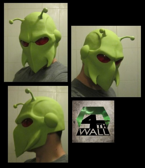 Killer Moth helmet.