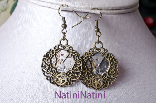 Facebook: https://www.facebook.com/NatiniArt etsy: https://www.etsy.com/uk/listing/130962291/floral-steampunk-earrings?ref=shop_home_active