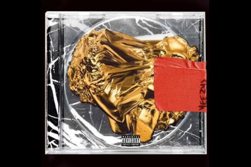 "Kanye West announces ""Yeezus"", shows off album art"