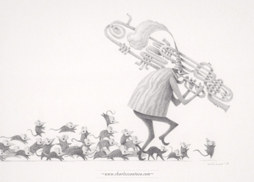My version of 'Pied Piper of Hamelin'. Enjoy :)