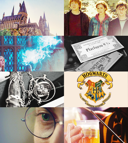 "jaceherndales:  YA LITERATURE MEME series or books [4/10] » harry potter  ""It matters not what someone is born, but what they grow up to be."""