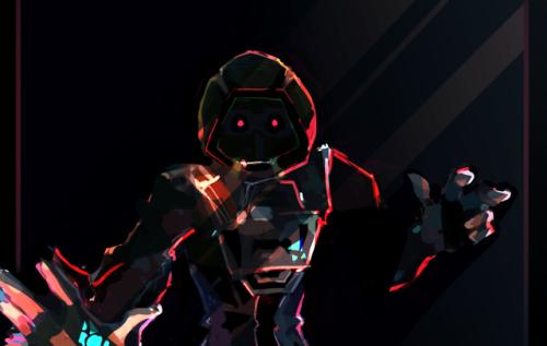 soma game simon jarrett screenshot redraw my art color