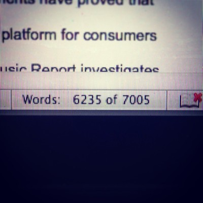 Final Research Paper. Complete.