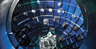 National Ignition Facility - Time to grab some protons!