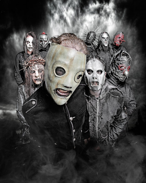 fuck-if-my-problems:  Slipknot  on We Heart It - http://weheartit.com/entry/52389905/via/EndOliveira