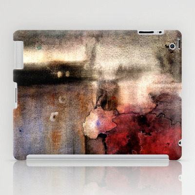 wall iPad Case by agnes Trachet | Society6 on We Heart It - http://weheartit.com/entry/61058851/via/akaclem   Hearted from: http://society6.com/agnesTrachet/wall-gfW_iPad-Case