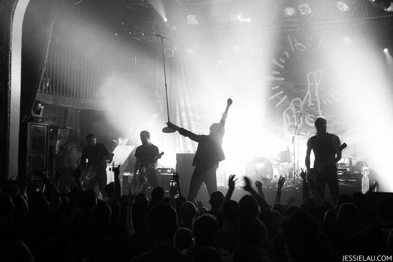 AnberlinTour de Vital Spring // April 18th 2013The Opera House // Toronto, ON