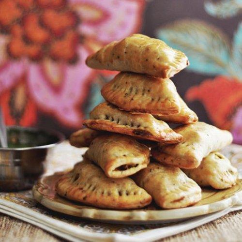 Baked Vegetable SamosaHandpies