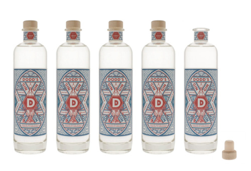 Creative Review - Gin and geometry