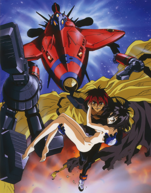 ryanmoody:  Outlaw Star Gallery  My Favorite Anime Series. :)   Such a great anime.