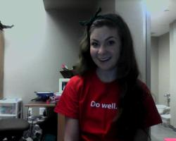 gettin' ready for relay for life…like my christmas colorssss?? (that's our team's theme)