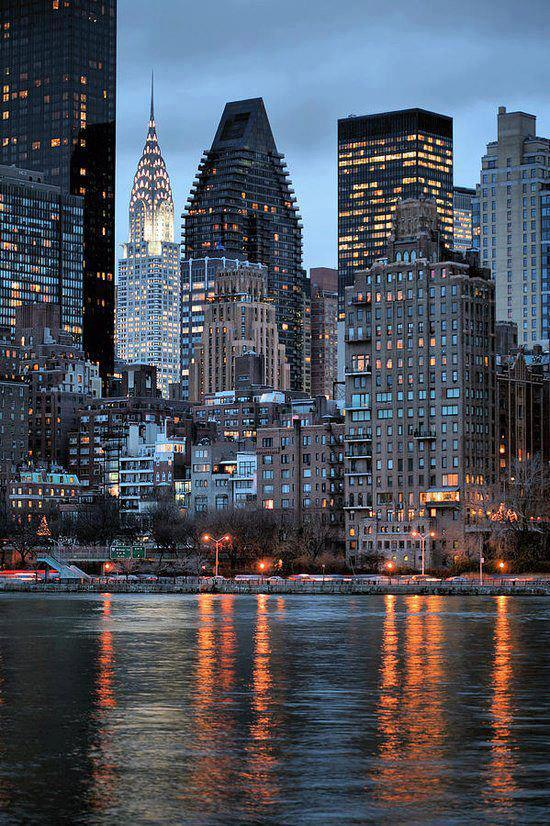 genghisss:  East River, New York City