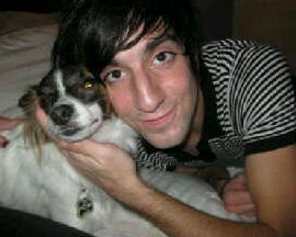 dannii-barakat:  Jack with a dog. Which is cuter? Trick question.