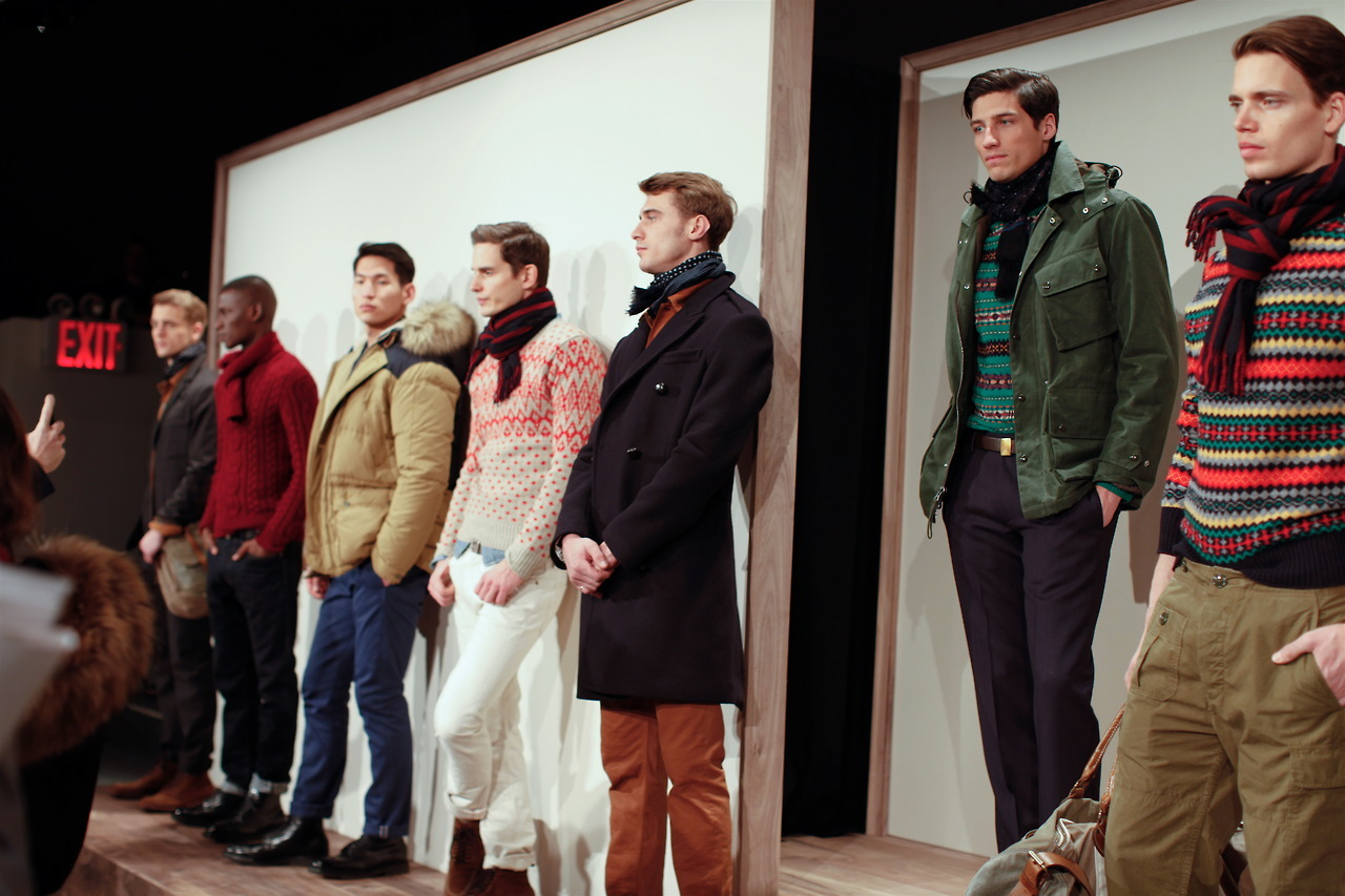 on point. J.Crew Men's Fall 2013 Presentation (via closetfreaksblog)