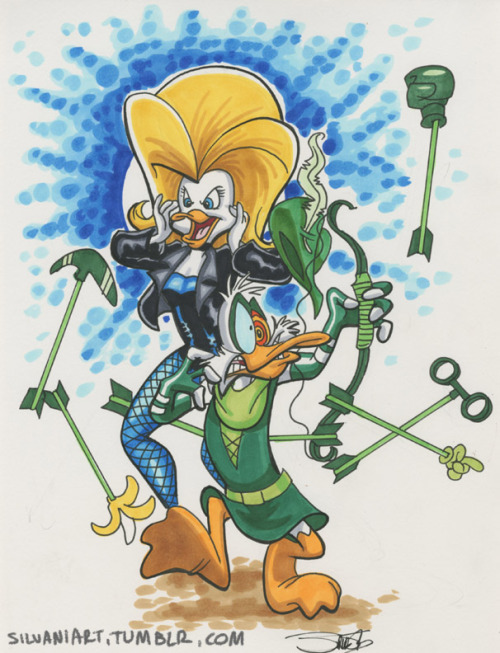 silvaniart:  I am the arrow that zings in the night!