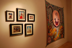 "CIRCUS Exhibition at Gallery Project by EJGP on Flickr.""Circus"" group exhibition now on display at the Gallery Project; Ann Arbor, Michigan."