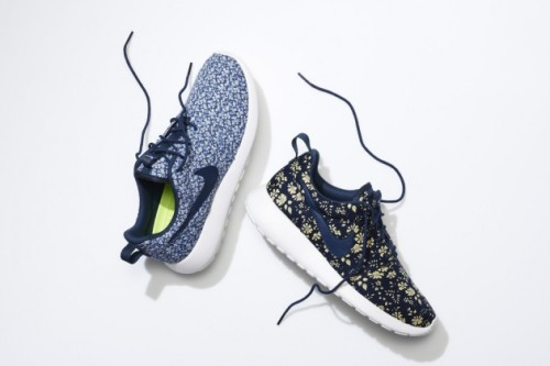 NIKEiD Liberty of London Floral Prints