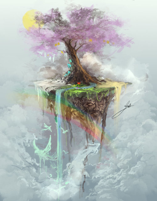 separatethisbodyfromymind:  Tree of Life by *nosaj7541
