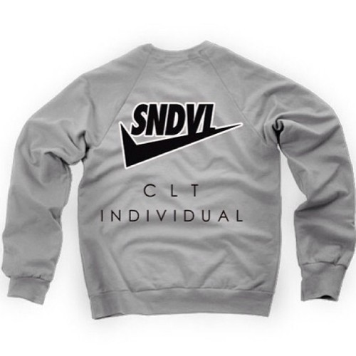 soleindividual:  New 'Individual' Crew Colorway now available on SoleIndividual.com I will be adding new tee's later today as well. Shop at SoleIndividual.com #sndvl