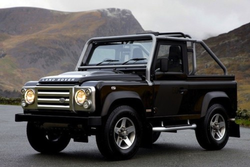 Defender…the most underrated Rover
