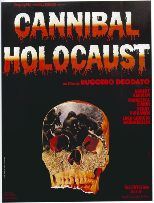 "TH13: My Reactions while watching ""Cannibal Holocaust"" (1980)View Post"