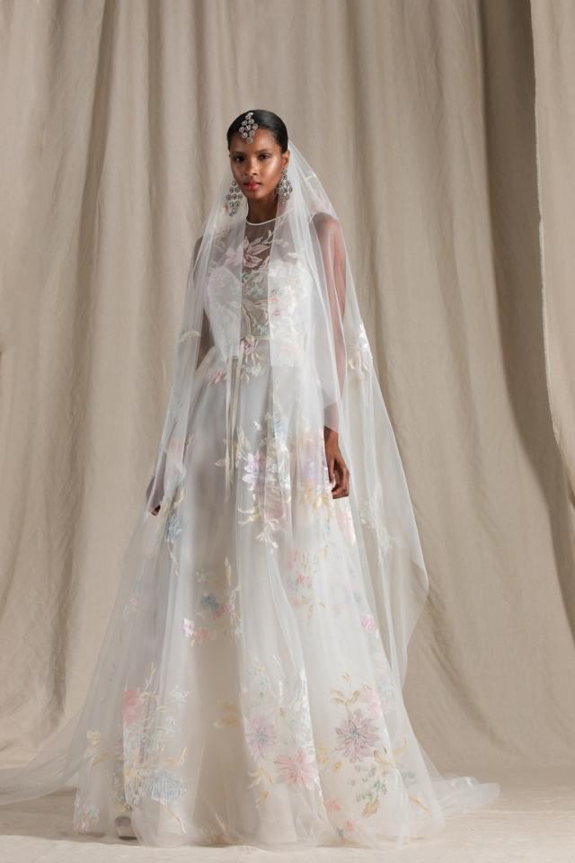 Naeem Khan   Bridal Spring 2022 #Naeem Khan #Bridal Spring 2022 #ss22#2022#spring#ss#bridal#wedding#dress#fairy#wedding-affair#gown#bridal dress#bridal gown