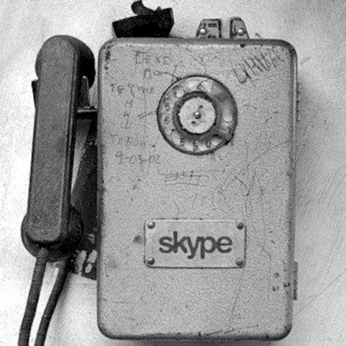 1st generation of skype – View on Path.