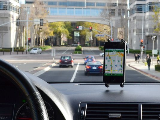 Smartphone apps put parking spots at your fingertips A growing number of drivers are turning to a high-tech solution for a low-tech problem — finding a parking spot in the nation's congested cities. From Pittsburgh to Los Angeles — and dozens of cities in between — mobile applications are becoming available to ease drivers' search for a place to park. The problem doesn't always stem from too few spots, but from not enough information about where to find available parking, said Kelly Schwager, the chief marketing officer for Streetline, a smart parking provider.