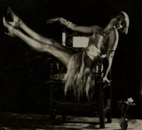ANTON GIULIO and ARTURO BRAGAGLIA, 1921