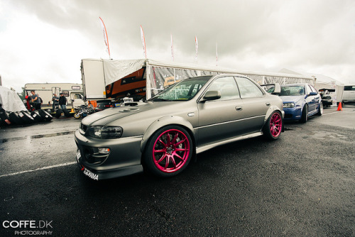 akeikas:  Subaru Impreza GT by coffe.dk on Flickr.