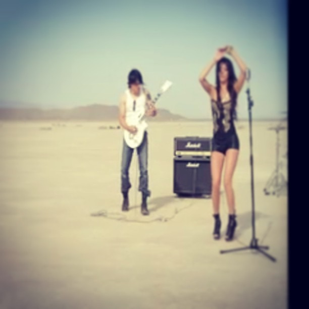 Can not freaking wait for #radioelei 's video to come out  !!!!!! Seriously! @isabellacaut