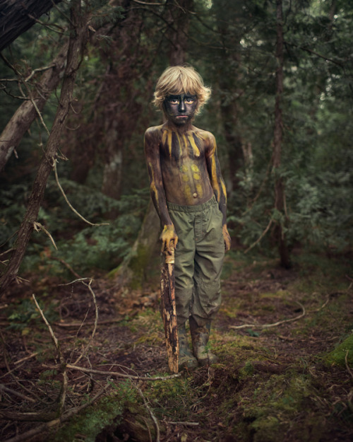 yetmagazine:  Rainbow Gathering Québec (2011-2012) by Benoit Paillé, selected by Davide Morotti