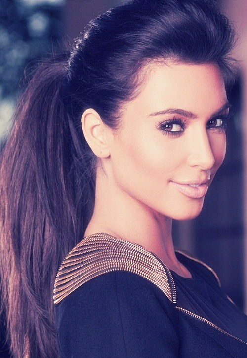 @KimKardashian is beautiful <3