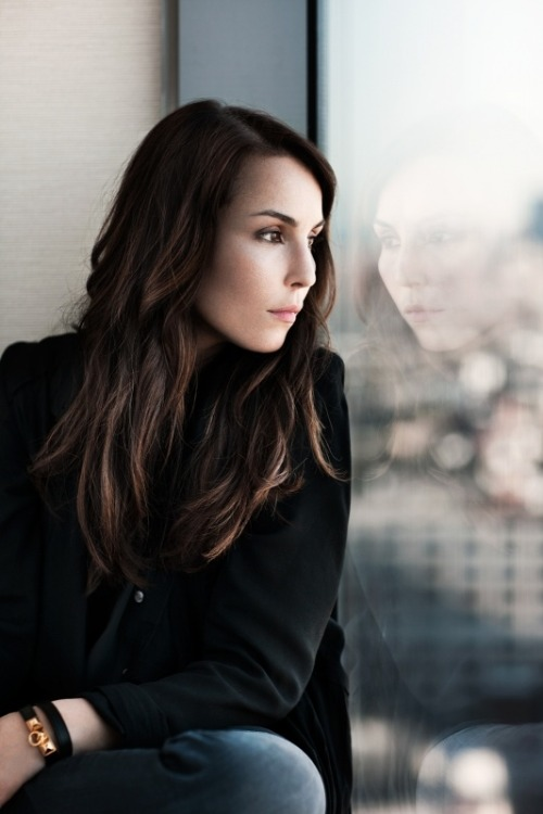 nightflightriots:  Noomi Rapace by Eric Broms