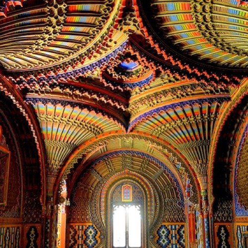 #AfricanInfluence #Art #Architecture #moors #Designer #Italy #Inspiration  #patterns