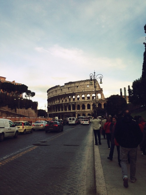 atomicfuck:  The Coliseum, Roma