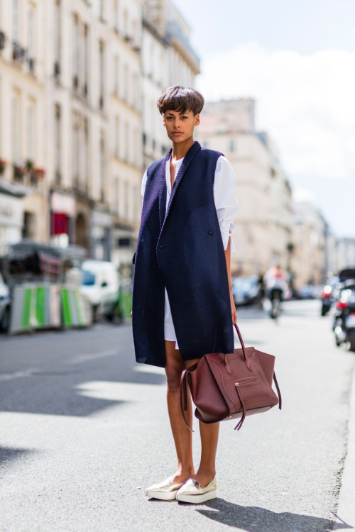 street style fashion classic Paris street style Paris