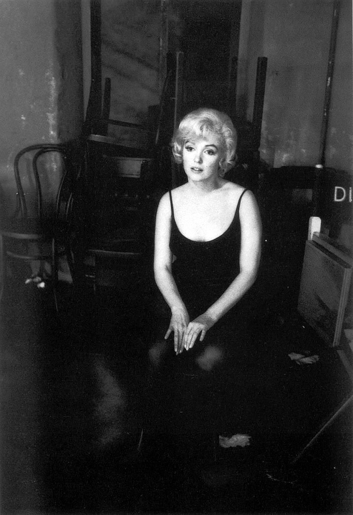 Marilyn Monroe photographed by Bob Willoughby