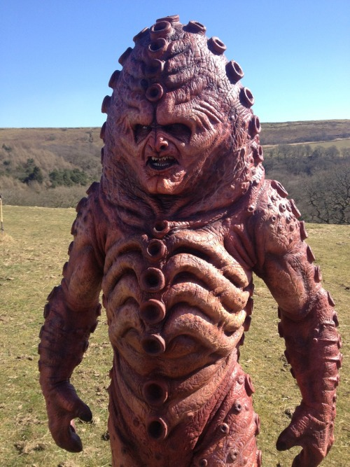 bbcamerica:  We're delighted to confirm that the Zygons are returning to Doctor Who for the show's 50th anniversary special. Aside from flashbacks these malevolent shape-shifters have only appeared once before, threatening Earth in the Fourth Doctor adventure, Terror of the Zygons. Despite the fact that their solitary outing was over thirty years ago they remain a popular old enemy and in the 2010 episode, The Pandorica Opens, they were amongst the massed aliens said to be gathering above Stonehenge. Later, in The Power of Three, we learnt that Zygons had one of their ships under the Savoy Hotel in 1890 and apparently replaced half the staff with imposters! But this time they really are back… We've already confirmed that in the anniversary special Matt Smith and Jenna-Louise Coleman will be joined by the returning David Tennant and Billie Piper. Screen legend John Hurt is also in the cast and earlier today we revealed that Joanna Page (Gavin & Stacey, The Syndicate) would also be appearing in this eagerly anticipated adventure.