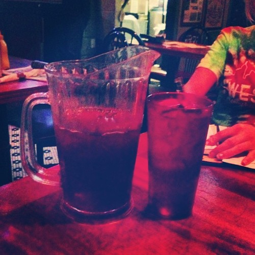 #walden #sweettea #south #thepicherismine #westy's #northend #afterwork #yum