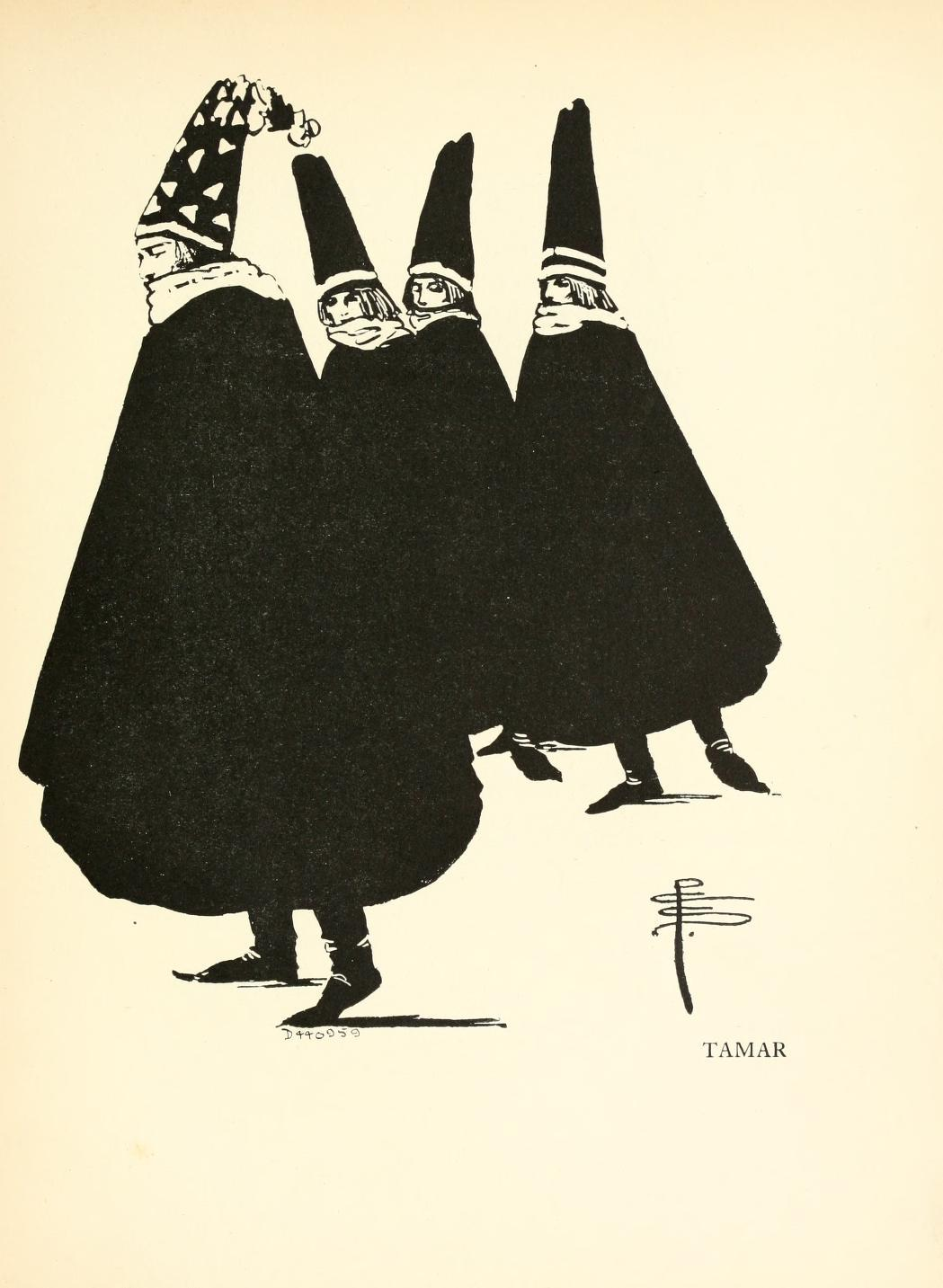 "50watts:  Patricia Colman Terry illus. for ""The Russian Ballet"" (1913) via feuilleton / @johncoulthart"