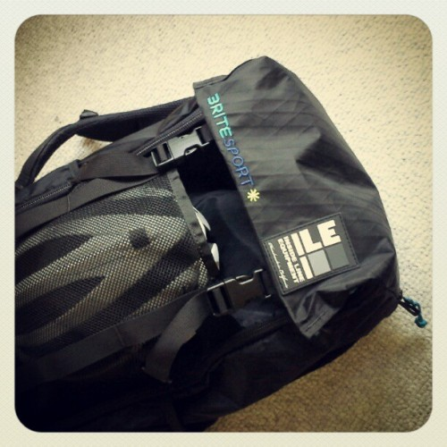 ultra feeling this custom @insidelineequipment #BRITEsport bag! so perfect!!