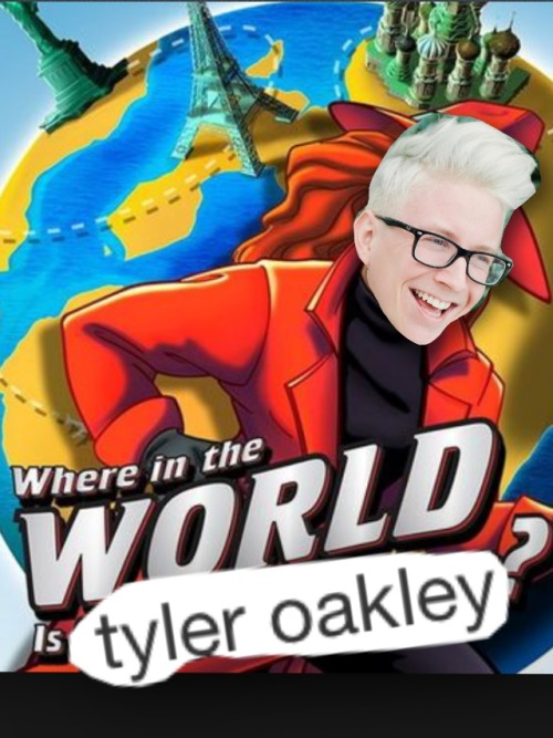 hey-it-troyler:  theyremyotp:  phanof-troyler:  tylerlovetroye:  zannir:  The troyler fandom rn  in troyes butt hole  why do we always end up here  Every.